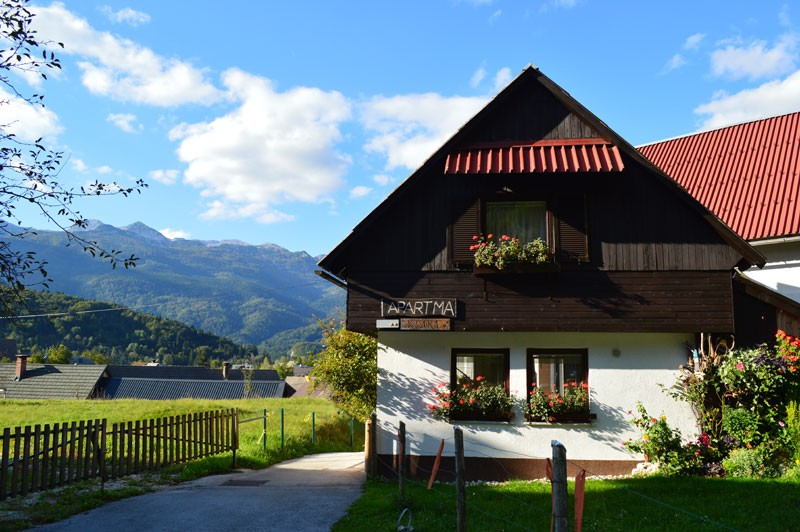 Holiday house Klara - Apartments Štros, Stara Fužina - Bohinj - Slovenia